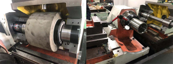 New Machine Stem Grinding Machine